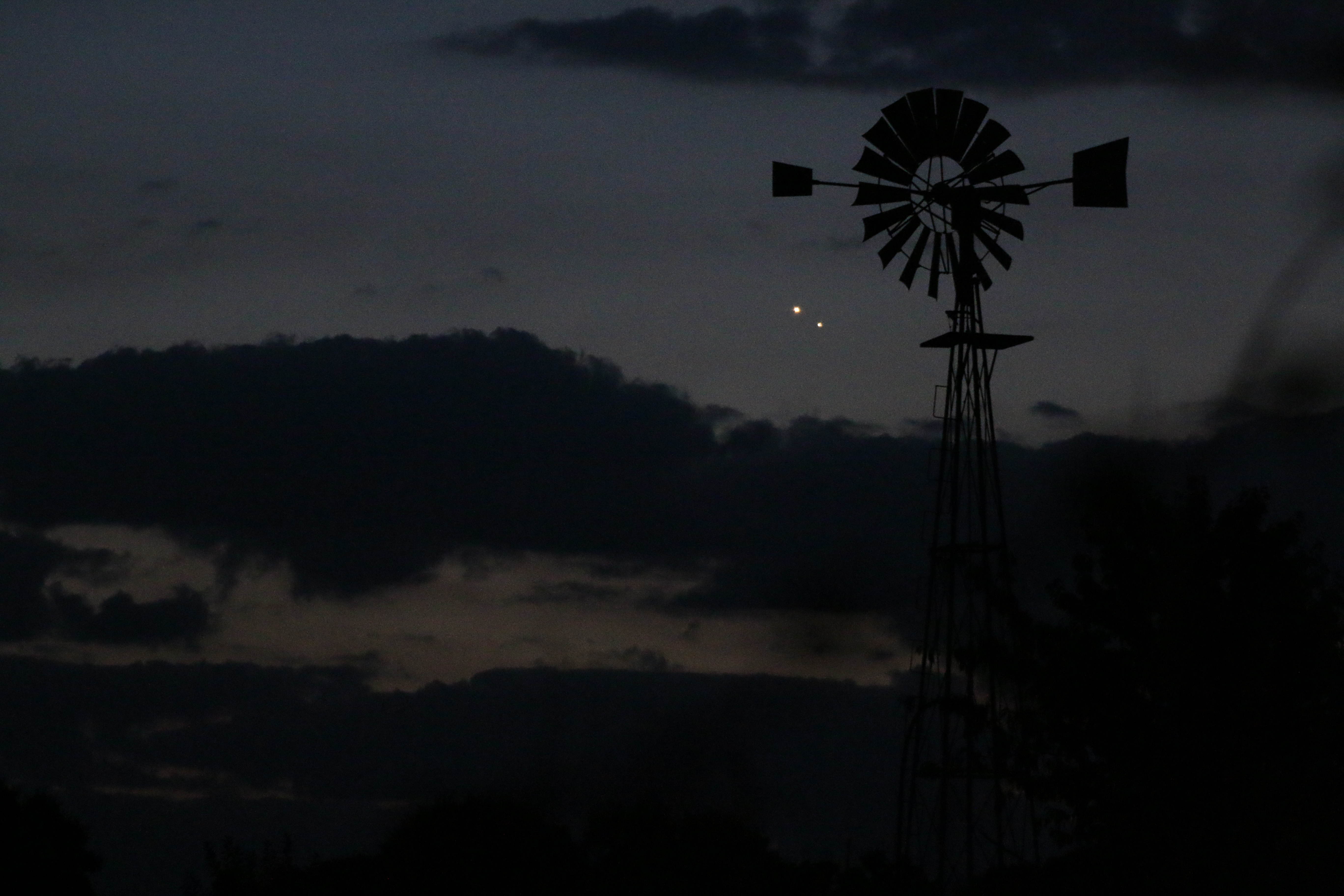 Júpiter y Venus se acercan al amanecer 14770466507_ab8146c05c_o