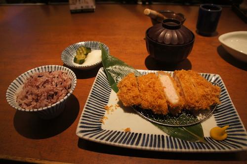 台北杏子豬排7