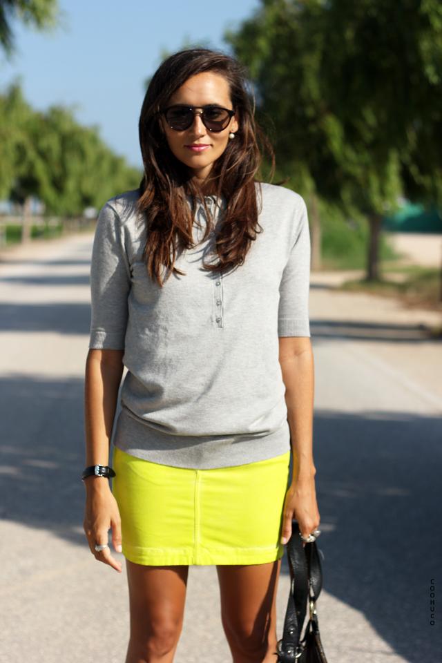 neon skirt coohuco 4