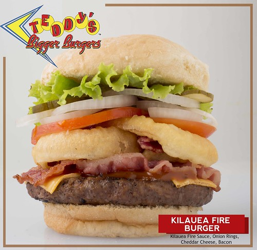 Kilauea Burger