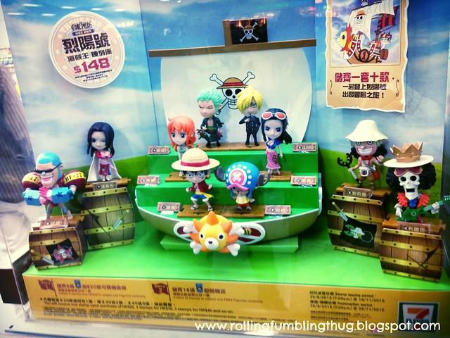 One Piece 7 Eleven