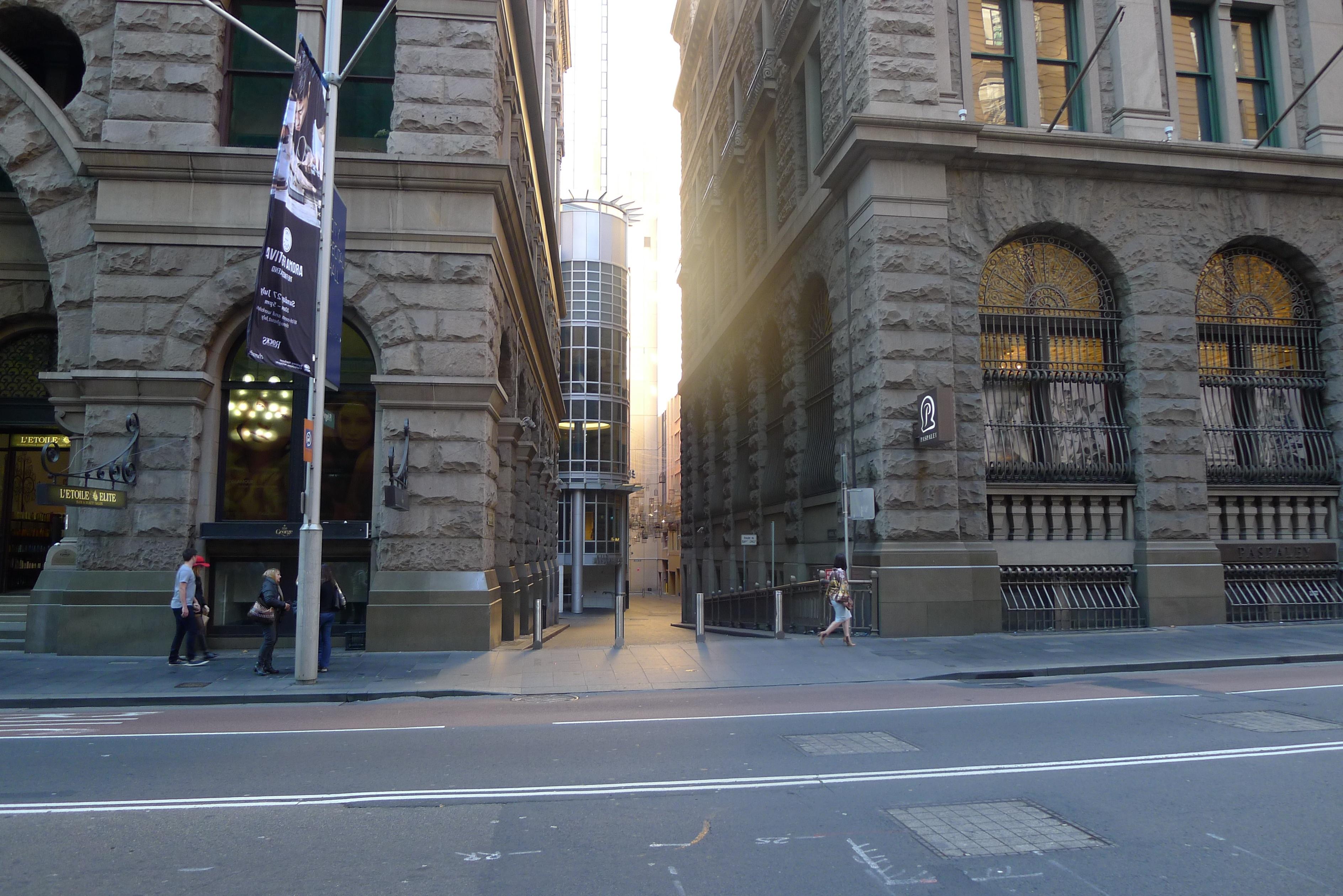 Sydney Alley