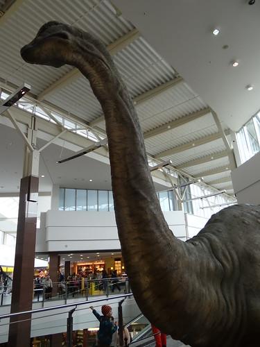 Der Dino war vor 1500 Jahren geriet in Vergessenheit 0202