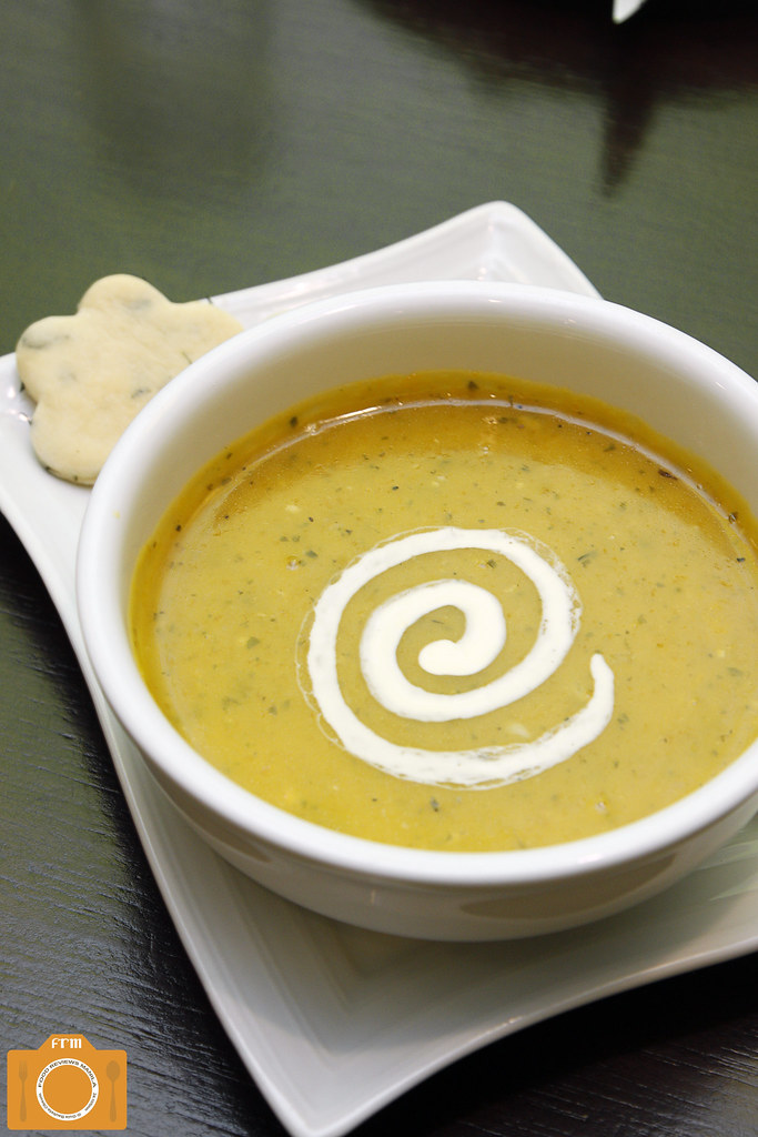 Urban Farm Pumpkin Soup