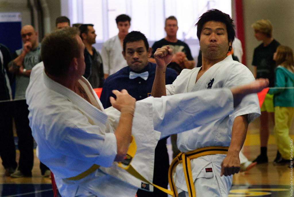 Australian Kyokushin Tournament 2014-16