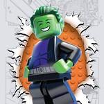 DC Comics LEGO Teen Titans #4
