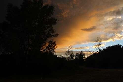 sunset colorado