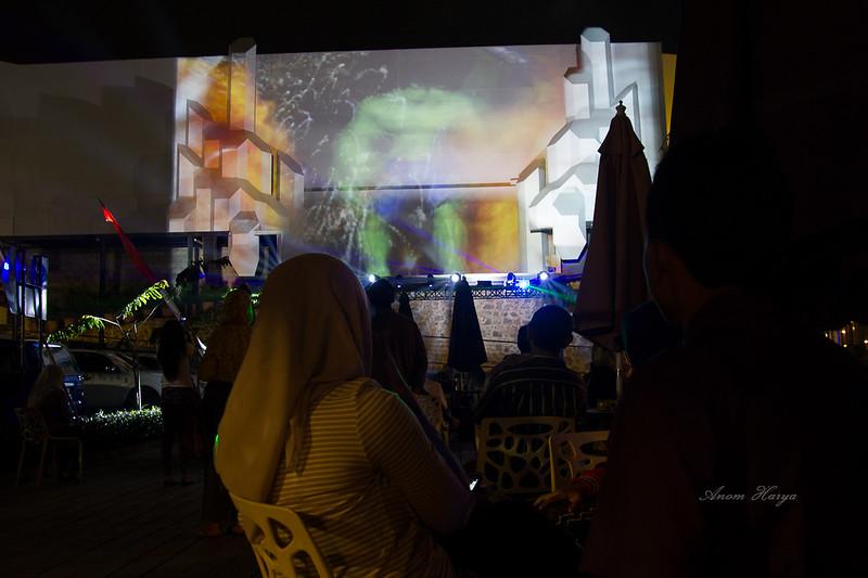 Closing Show di Musuem Angkut