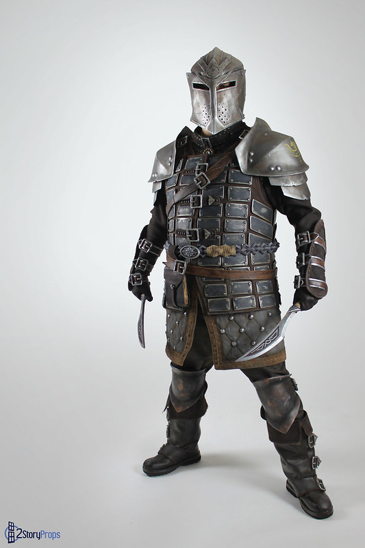 Dawnguard heavy armor from skyrim finished img3696edited by 2storyprops on flickr voltagebd Choice Image