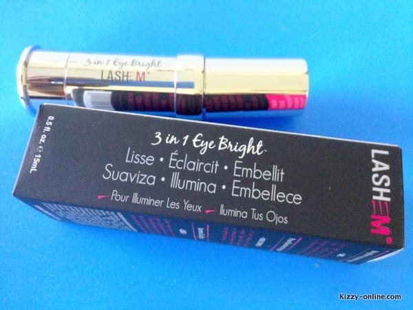 Lashem 3-in-1 Eye Bright Serum Review Skincare Skin