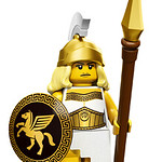 LEGO Collectable Minifigures Series 12 - Battle Goddess
