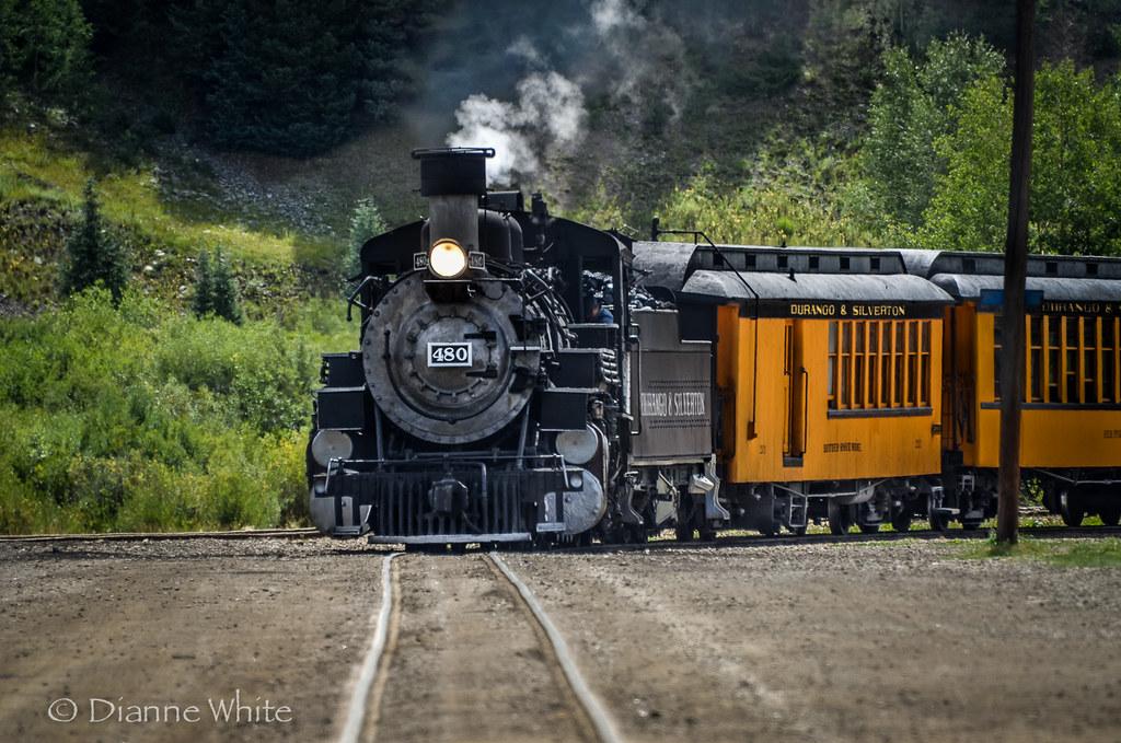 Durango to Silverton