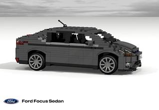 Ford Focus MkIII Sedan (C346)