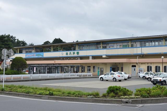 夏の東北旅行 八戸編 2014年8月26日