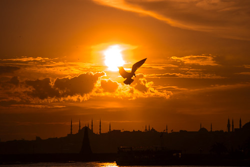 sunset sea sky station train turkey ship ngc istanbul kadikoy haydarpasha nikond80 mygearandme
