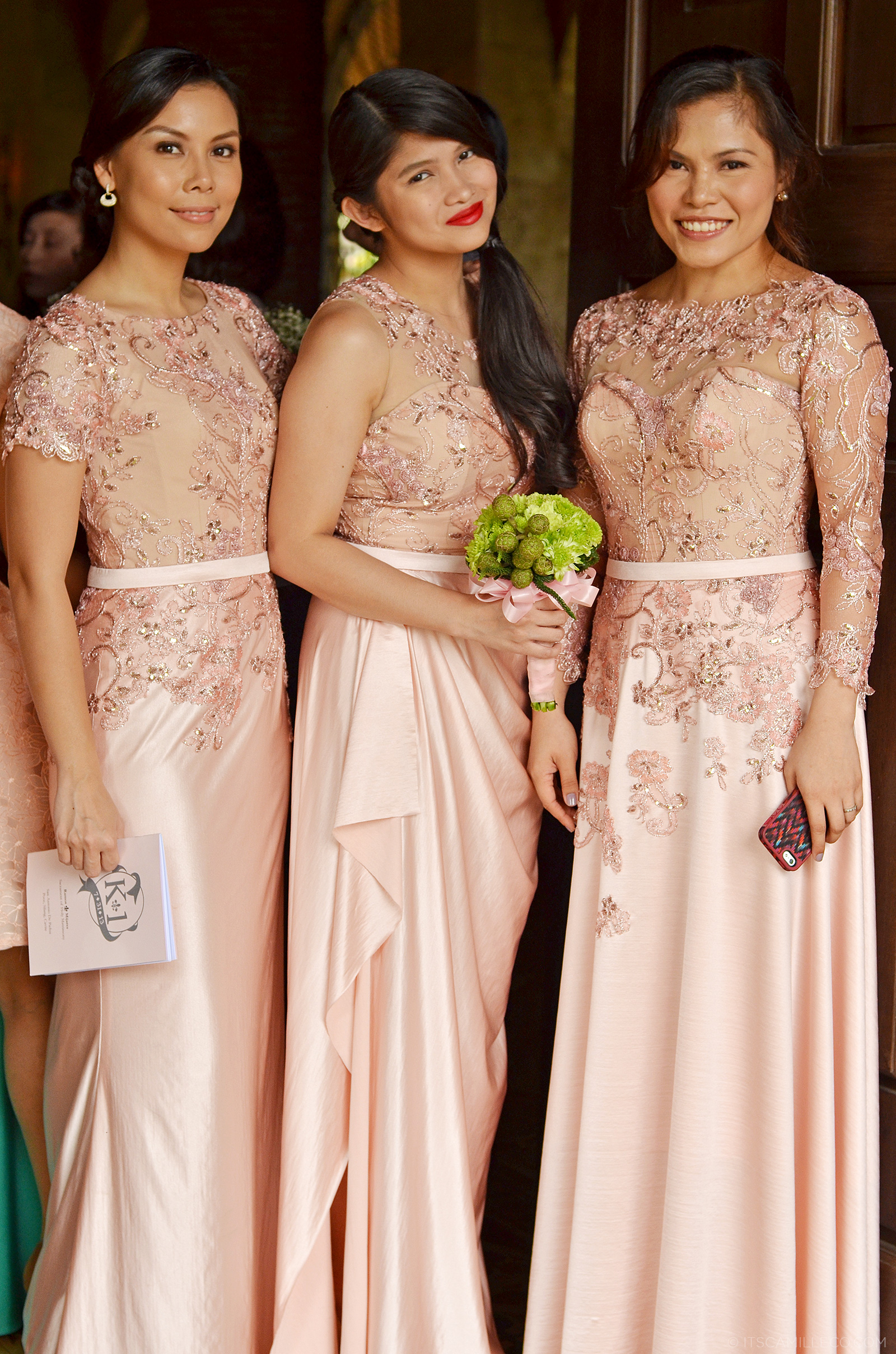 Wedding sponsors dress pictures