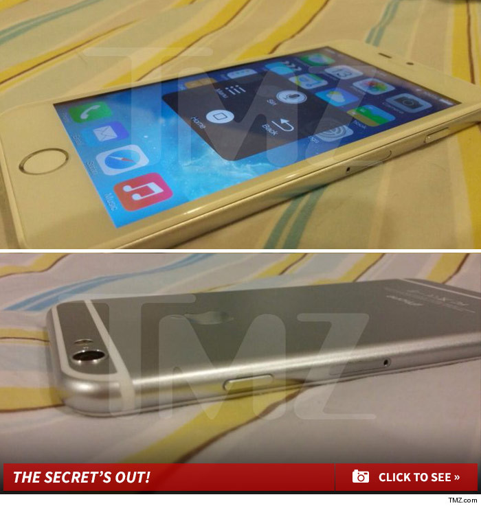 Apple iPhone 6 New Pics Leaked, Damn Looking extra Sleek!