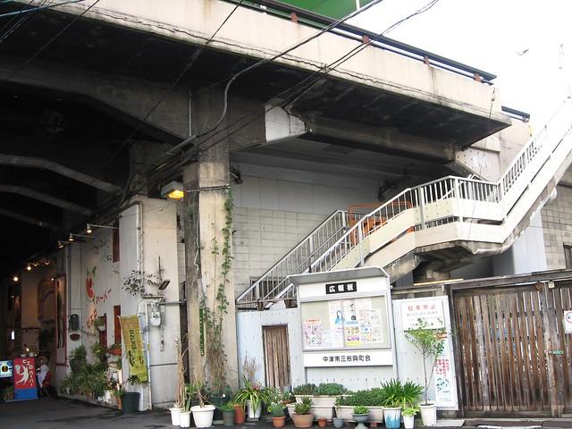 大阪中津高架下 (1)