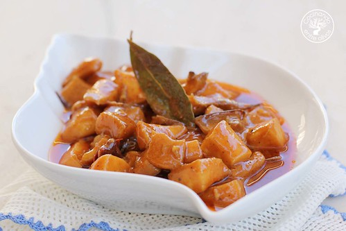 Jibia en salsa www.cocinandoentreolivos.com (25)