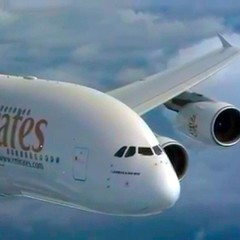 Emirates 50th A380 #aviation #aircraft #airline #airbus #a380 #emirates