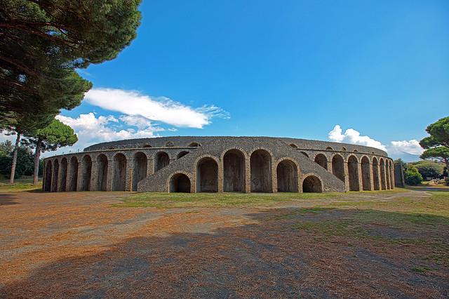 Colosseum in Pompeii