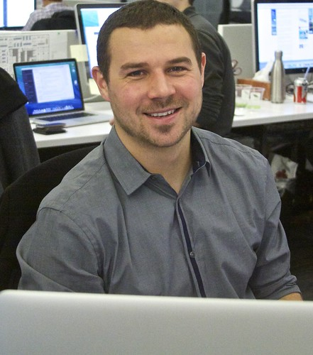 Andrew Weist, GIlt Software Engineer