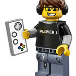 LEGO Collectable Minifigures Series 12 - Video Game Guy