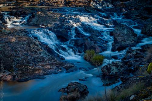 waterfall australia victoria snowymountains countryvictoria littleriverfalls wulgulmerang buchanvalley
