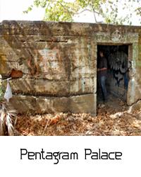 pentagram palace