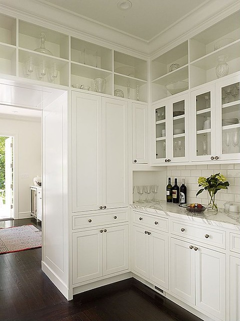 cabinets over doorway.decor pad