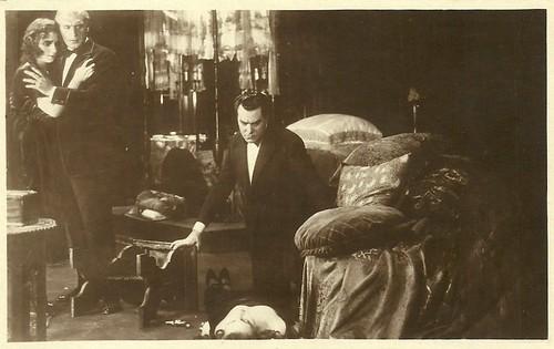 Pina Menichelli, Livio Pavanelli and Orietta Claudi in La seconda moglie