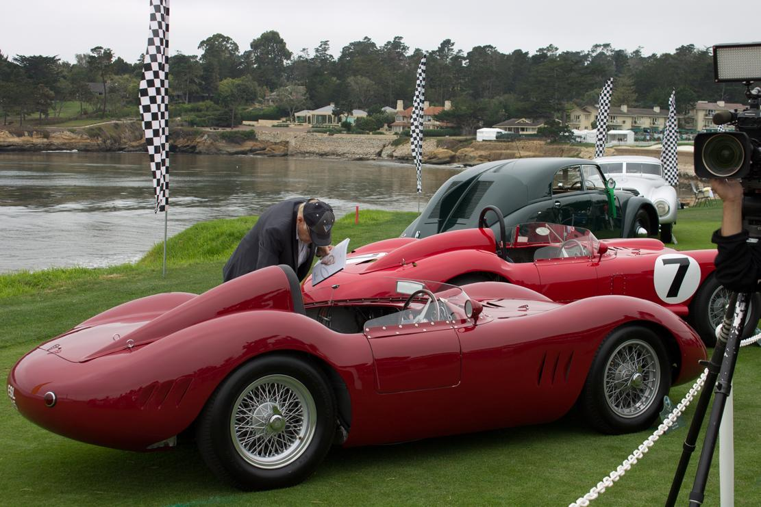 Pebble, Maserati Racers