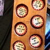 #vintage #pinbacks #slogan #buttons #pickuplines #junkshop