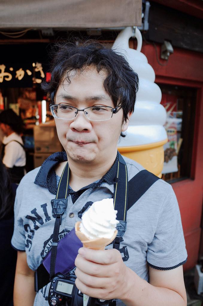 日本酒冰淇淋