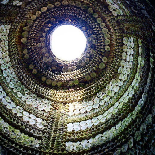 This place was properly bonkers. Loved it. #margate #shellgrotto