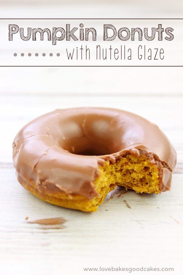 Glazed Chocolate Donuts | Love Bakes Good Cakes