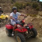 Circuito de Quads. Alicante y Benidorm