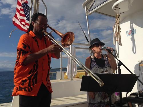 Fwd: Maui Jazz & Blues Fest sunset sail