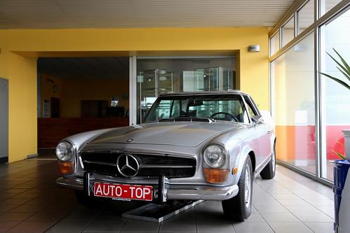 Mercedes 280SL, Baujahr 1970