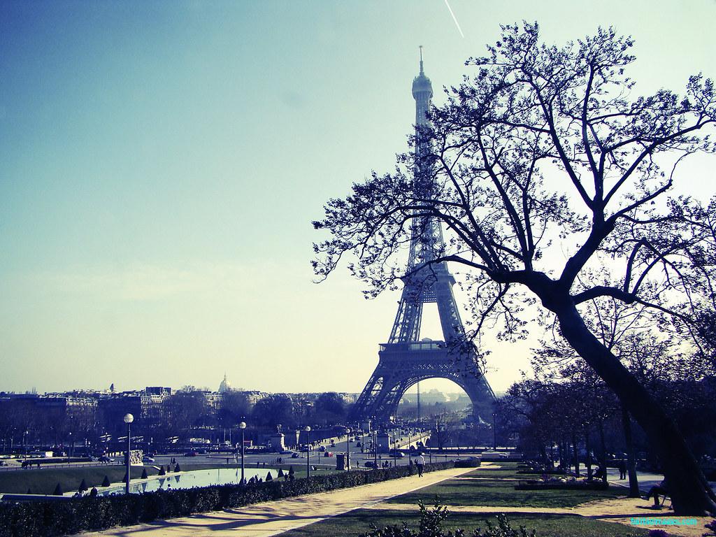 Parisian landscape