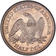 1861-O Half Dollar