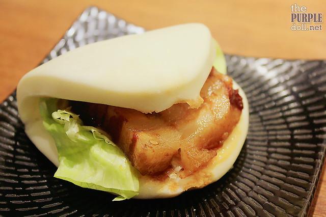 Ippudo Pork Bun (P100)