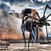 Tratado sobre arácnidos y metales fuertes by Manel Cantarero