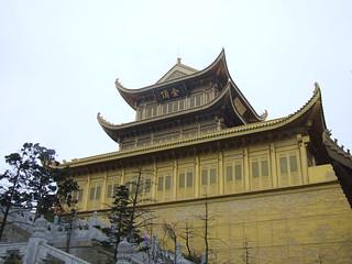 El Palacio de Oro, en la cima de Wudang.