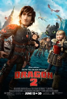 How to Train Your Dragon 2 (2014) - Bí kíp luyện rồng 2