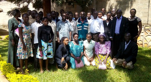 Participants of the regional multi-stakeholder platform meeting