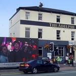 Freshers event at the Adelphi pub in Preston