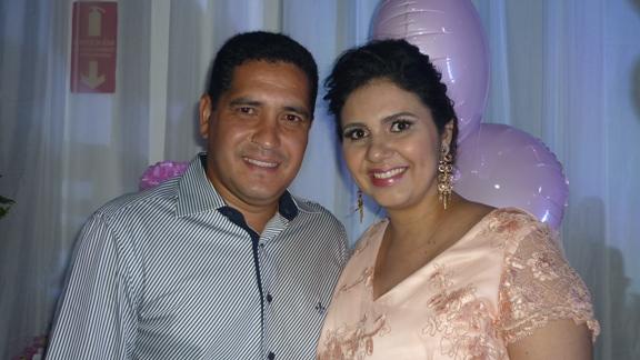 Ricardo e Renata Moura Santos