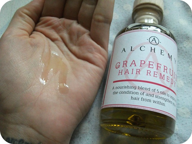 Alchemy Oil