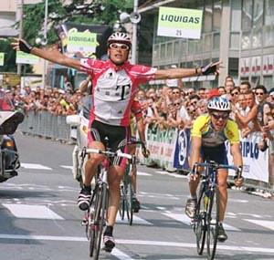 Jan Ullrich vince la Coppa Agostoni 2000
